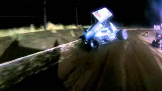 Wayne Johnson In-Car I-80 Speedway