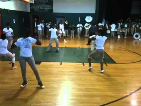 Wilkinson County High School Band~2011