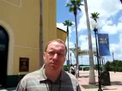 David Griffin at the NBA Pre-Draft Camp
