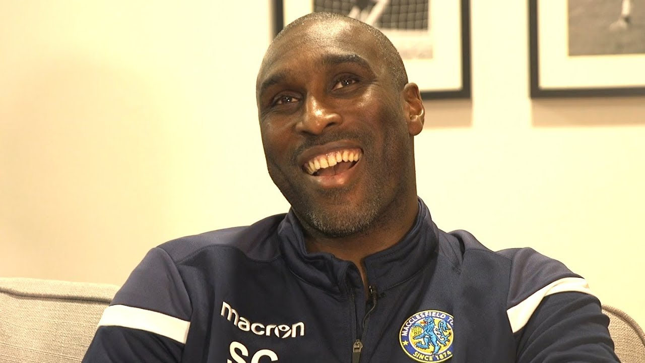 The Big Interview - Sol Campbell - YouTube