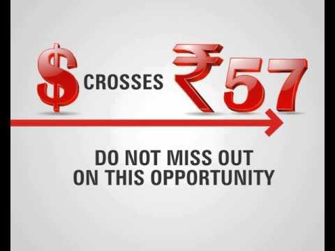 Dollar Crosses ₹57. Remit Now!