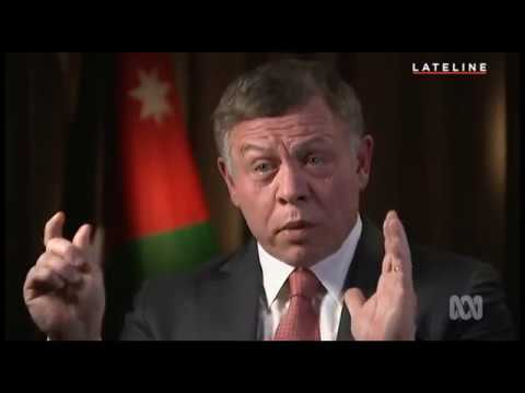 Exclusive Interview: King Abdullah II of Jordan