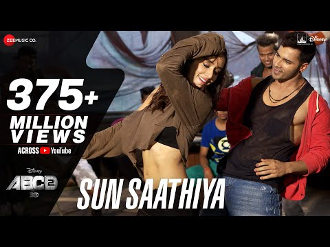 Sun Saathiya Full Video | Disney's ABCD 2...