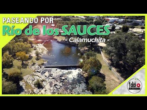 RIO DE LOS SAUCES - CALAMUCHITA