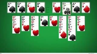 Solution to freecell game #30484 in HD