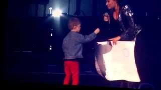 BEST video of Grant proposing to Demi Lovato