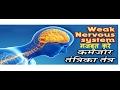 तंत्रिका तंत्र Nervous System को मजबूत करने के उपाय | Improve your nervous system naturally  [hindi]