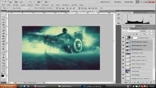 ★ 4# SPEED ART // Captain America - By Byten ★