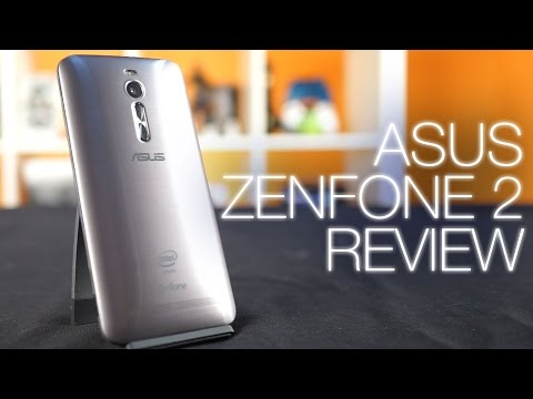 ASUS ZenFone 2 Review: The Best Phone for Its Price