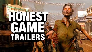 STATE OF DECAY Honest Game Trailers