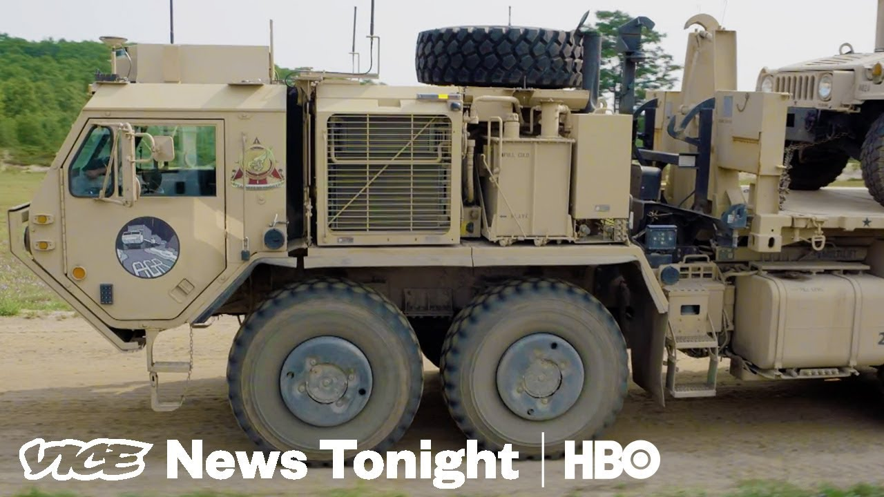 War Robots & Afghanistan's Deadliest Year: VICE News Tonight Full Episode (HBO)