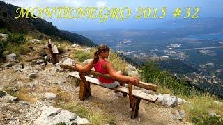 Черногория 2015 #32 |  Горные дороги. Смотровые площадки. Едем в Ловчен.