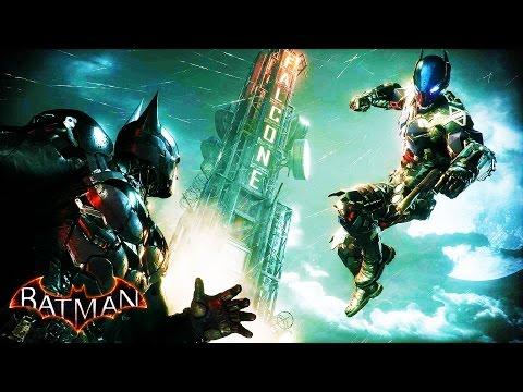 HikePlays: Batman Arkham Knight - I'm Getting Closer!! Ep.5 - Batman Arkham Knight Gameplay