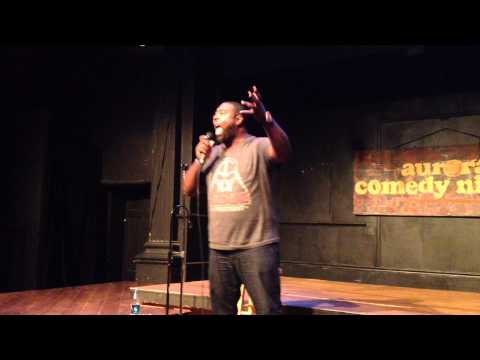 "Comedian Tiger Gibson ""Georgia Is Too Hot"""