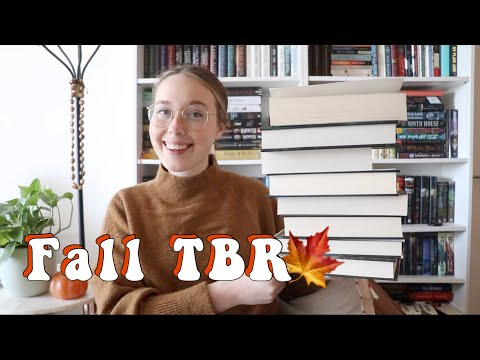 Books I Want To Read This Fall! My Fall TBR!!