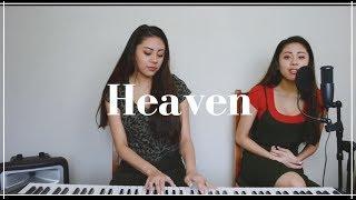 Video Bryan Adams - Heaven (Isabella Gonzalez Cover) download MP3, 3GP, MP4, WEBM, AVI, FLV Agustus 2018