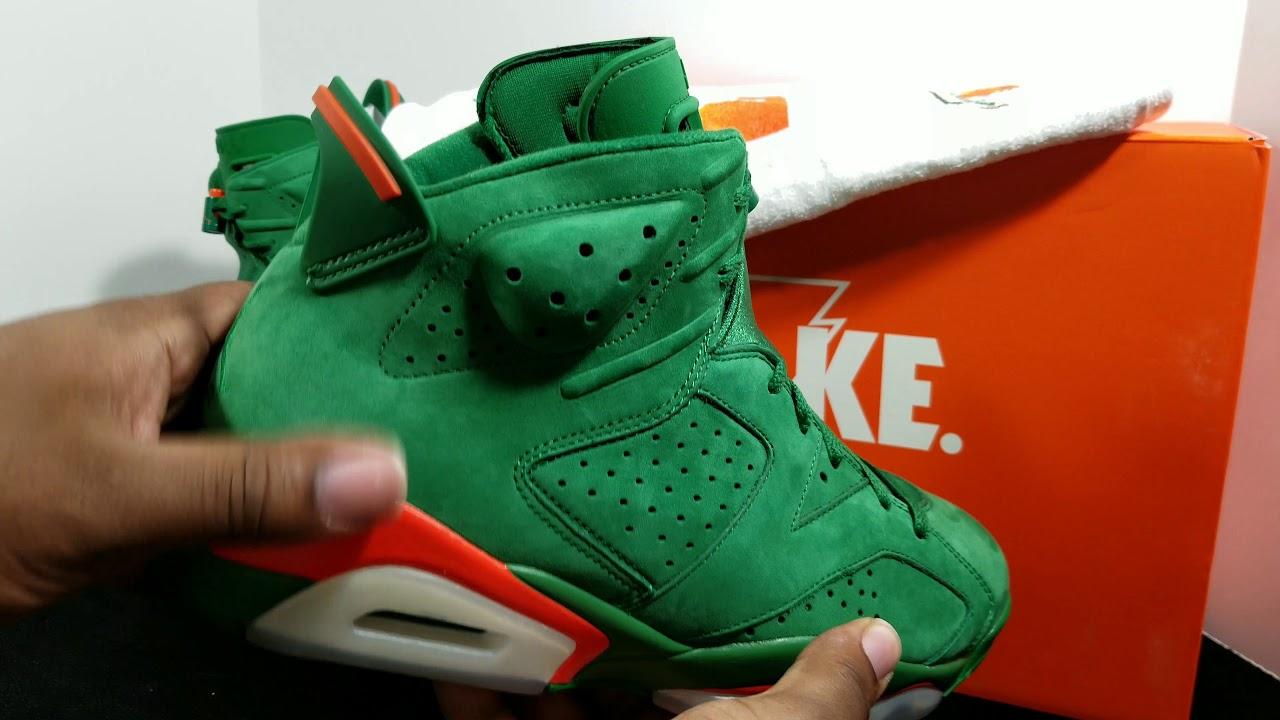 huge discount d6725 cda3b First Look: Air Jordan Retro 6 NRG