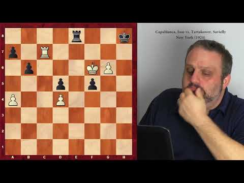 Rook and Pawn Endgames with GM Ben Finegold