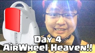 AirWheel Heaven in Singapore - Day 4