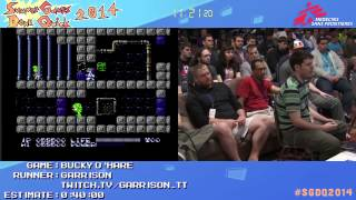 Summer Games Done Quick 2014 - Part 58 - Bucky O'Hare