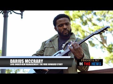 Love Under New Management Movie (TV One) Darius McCrary Interview (Full Episode)