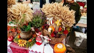 Культурно познавательное мероприятие: Праздники народного календаря, Осенины