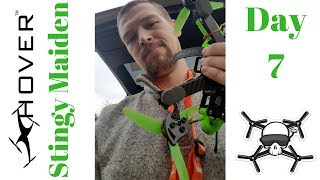 Xhover Stingy Maiden + New Tricks + Awesomeness!!!