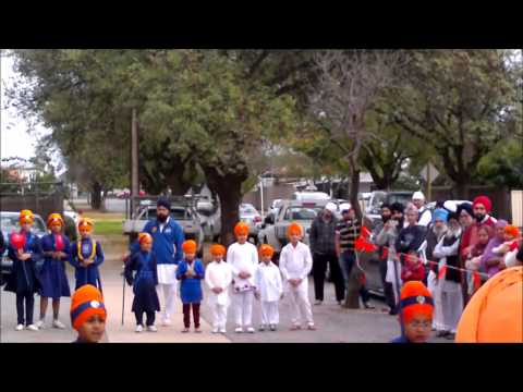 View of Gurdwara(Sikh Temple) in Adelaide, South Australia