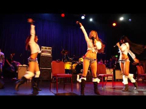 Kamikazee and mocha girls concert in LA