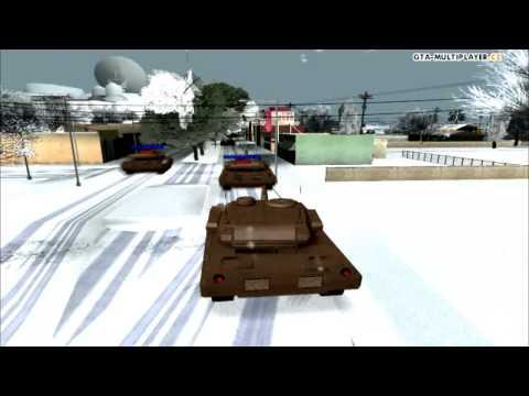 GTA-Multiplayer.cz | Okupace