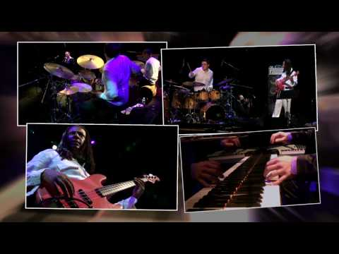 """Meddy Gerville with the """"Paris Jazz Big Band"""""""