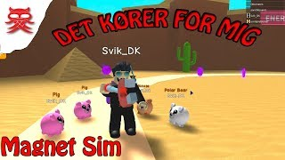 Es läuft für mich-Magnet Sim-English Roblox