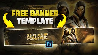 Fortnite Season 9 Banner Template - Photoshop CC/CS | *FREE DOWNLOAD*