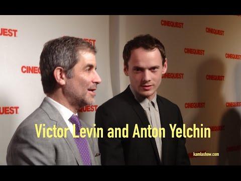 Anton Yelchin Speaks Russian And Victor Levin on