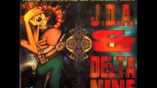 J.D.A. & Delta 9 - Real Hardcore En Anders Niks