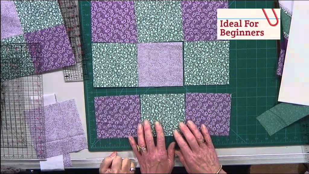 Quilting For Beginners | Craft Academy - YouTube : quilt quilt quilt - Adamdwight.com