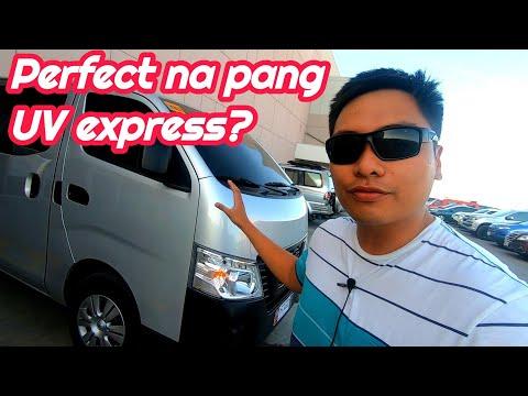 Nissan NV350 Urvan 18 Seater | Pang Masa?