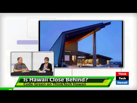 The Most Advanced Green Building in America with Katrina Morgan