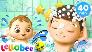 It's Bath Time! | +More Nursery Rhymes and Baby Songs | Kids Songs | Little Baby Bum