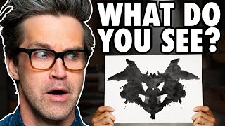 We Take An Inkblot Personality Test