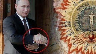 Красная нить Путина. Что означает оберег на руке президента?