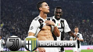 Juventus vs Parama 3-3 Highlights & All Goals - LAST MATCHES (February2019)