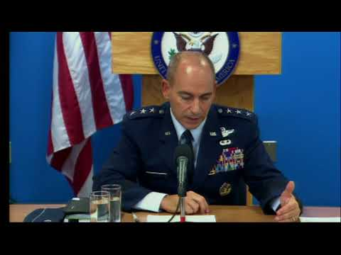 NYFPC Briefing - Airpower Operations Against ISIS and in Afghanistan
