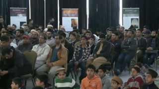 National Khuddamul & Atfalul Ahmadiyyya Ijlas 'Aam - April 13, 2014