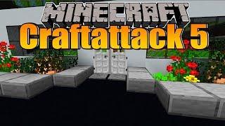 Erneute Mopsung! Straßenbau! - Minecraft Craftattack 5 #43