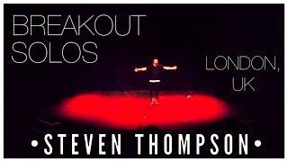 Steven Thompson - Breakout The Solos | London