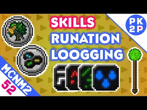 [RE-UPADO]Skills De Runation (Staffs), Logging E Novidade Em Expedition • Minecraft NM2 #52