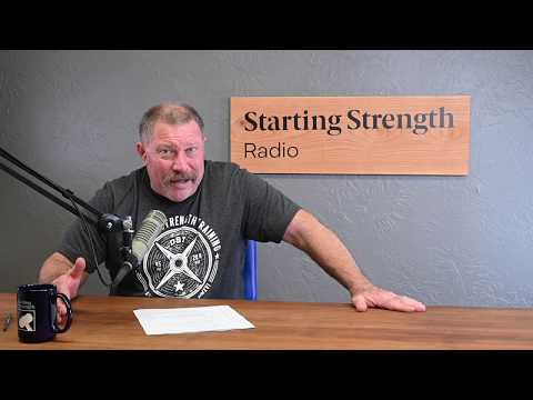 Should You Do Keto To Stay Lean? - Starting Strength Radio Clips