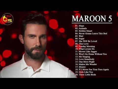 Maroon 5 Greatest Hits Full Album 2018 - Maroon 5 Greatest Hits Full Playlist 2018