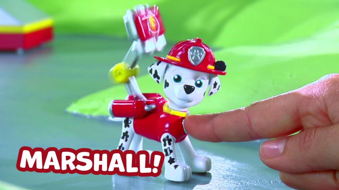 berkenalan dengan karakter paw patrol  paw patrol toys